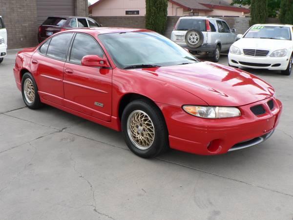 1997 Pontiac Grand Prix GTP **EXCELLENT CONDITION!!**