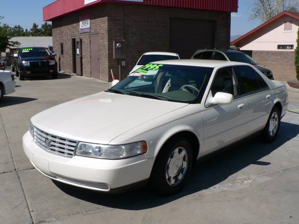 1999 Cadillac Seville SLS **46k Mile CREAMPUFF!!**