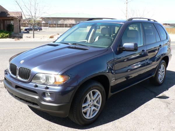 2006 BMW X5 3.0L **ALL WHEEL DRIVE!!**