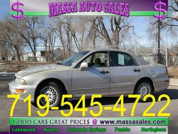 1998 Mitsubishi Diamante 4dr Luxury Sdn ES 4dr Car