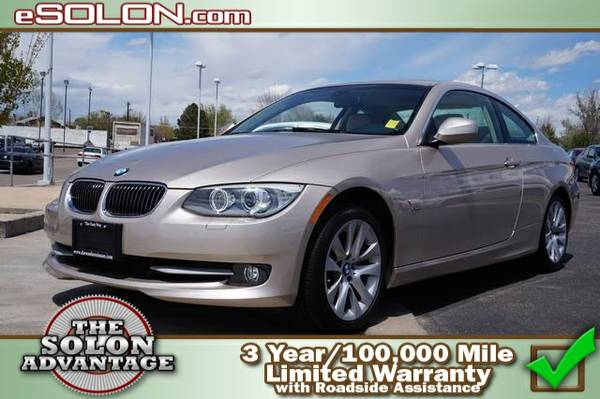 2013 BMW 3 Series 328i xDrive - contact us at   26,603 miles onl