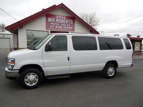 Passenger Vans !!!