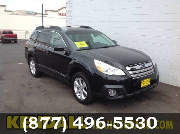 2014 Subaru Outback BLACK Low Price..WOW!