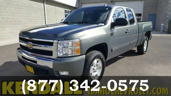 2011 Chevrolet Silverado 1500 GRAY Sweet deal*SPECIAL!!!*