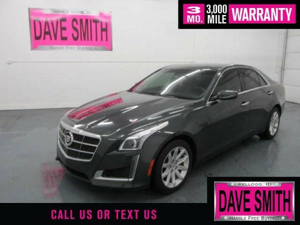2014 Cadillac CTS RWD