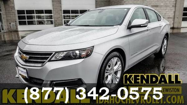 2015 Chevrolet Impala Silver Ice Metallic Great Price**WHAT A DEAL*