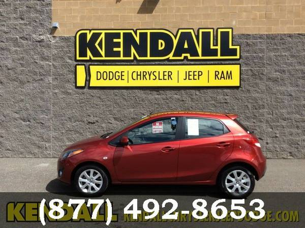 2014 Mazda Mazda2 Zeal Red Call Now and Save Now!