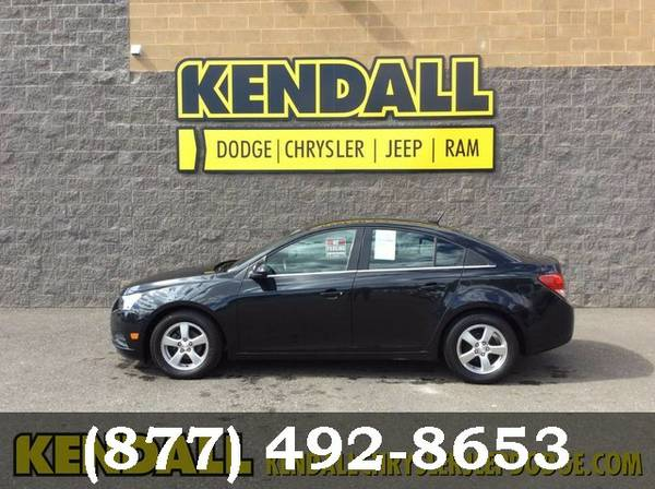 2014 Chevrolet Cruze CHARCOAL For Sale!