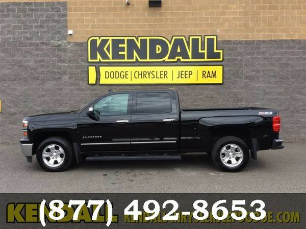 2014 Chevrolet Silverado 1500 Black *SPECIAL OFFER!!*