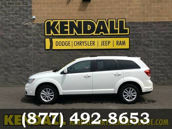 2015 Dodge Journey WHITE PRICED TO SELL!