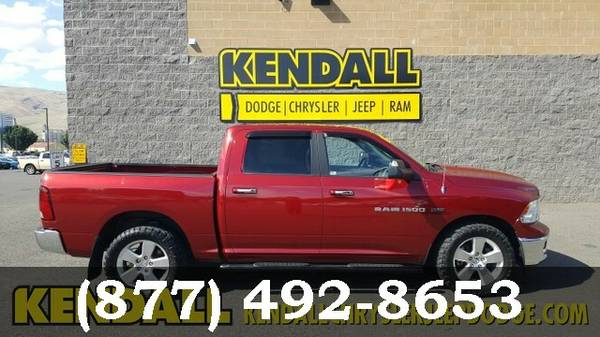 2012 Ram 1500 Flame Red For Sale NOW!