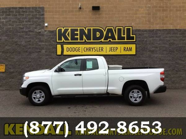 2014 Toyota Tundra 4WD Truck Super White GO FOR A TEST DRIVE!