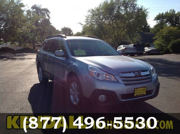 2014 Subaru Outback Ice Silver Metallic *LOW Price!-See it Today*