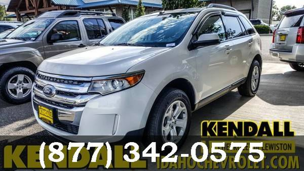 2013 Ford Edge WHITE For Sale *GREAT PRICE!*