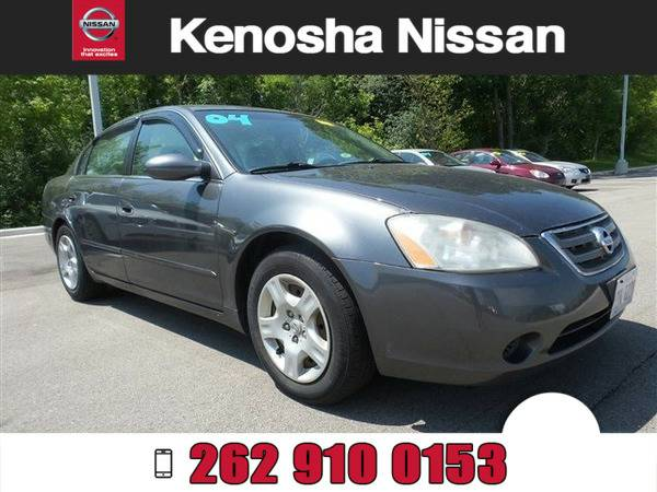 *2004* *Nissan Altima* *Gray*