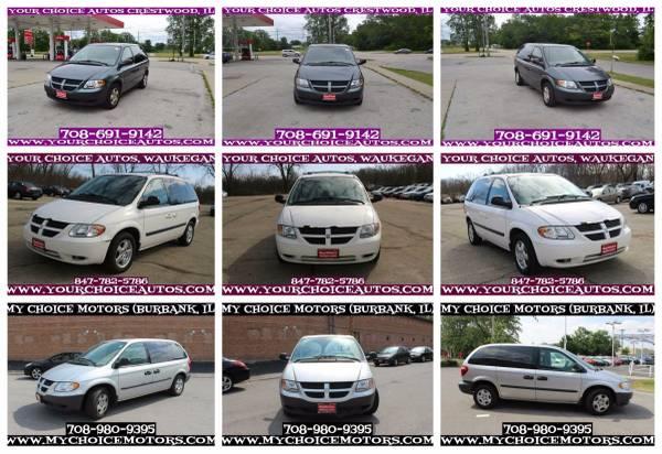 2002-2003-2005DODGE CARAVAN V6 MINIVAN 3ROW 1OWNER KYLS ALLOY GUD TIRE