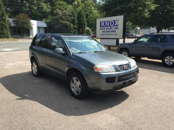 2007 Saturn VUE AWD V6 (Honda 3.5L) 123k miles! Leather
