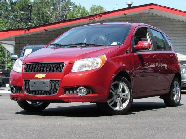 2011 *Chevrolet* *Aveo* Aveo5 LT 4dr Hatchback w/2LT *DOWN PAYMENT AS