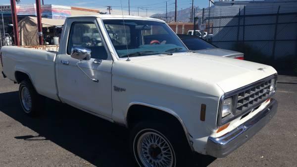 1983 Ford Ranger XLT