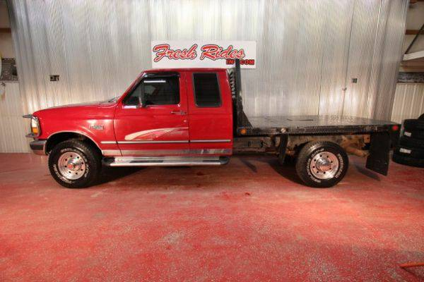 1994 *Ford* *F-250* HD XL SuperCab 4WD - GET APPROVED TODAY!!!!