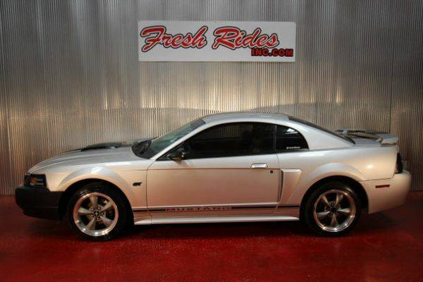 2003 *Ford* *Mustang* GT Deluxe Coupe - GET APPROVED TODAY!!!!