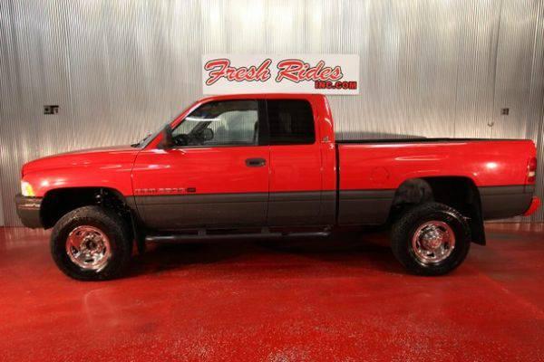 1998 *Dodge* *Ram* *2500* Quad Cab 6.5-ft. Bed 4WD - GET APPROVED...