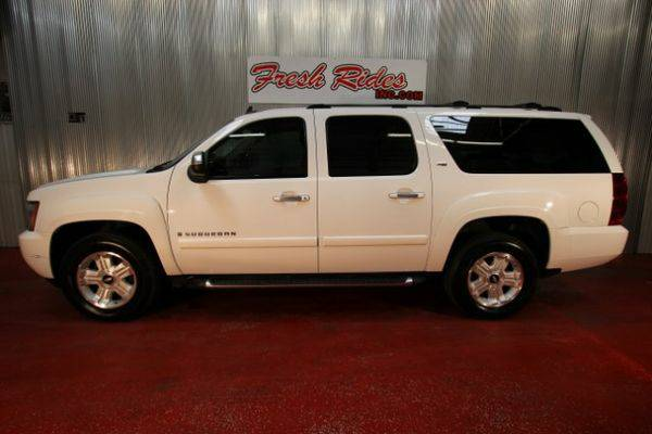 2007 *Chevrolet* *Suburban* LTZ 1500 4WD - GET APPROVED TODAY!!!!