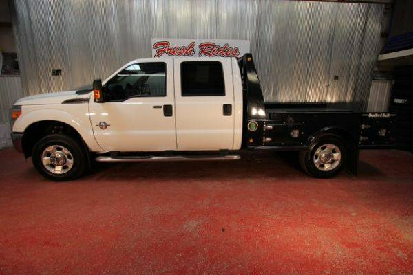 2012 *Ford* *F-250* *SD* XLT Crew Cab Long Bed 4WD - GET APPROVED...