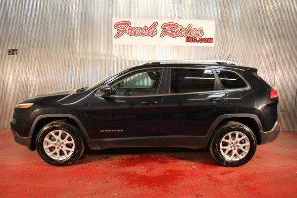 2015 *Jeep* *Cherokee* Latitude 4WD - GET APPROVED TODAY!!!!