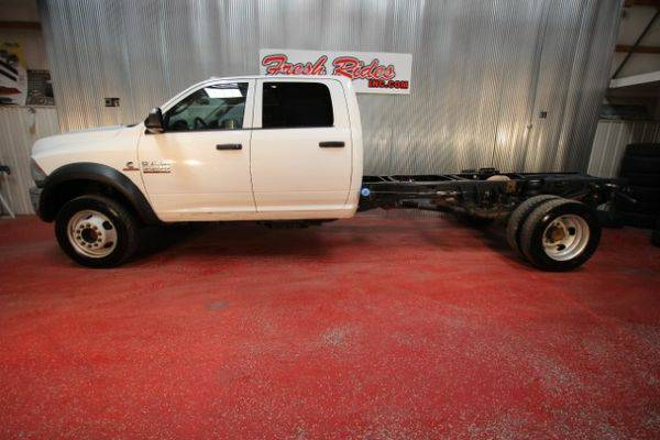 2014 *RAM* *5500* Crew Cab 4WD - GET APPROVED TODAY!!!!