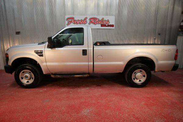 2008 *Ford* *F-250* *SD* XL 4WD - GET APPROVED TODAY!!!!
