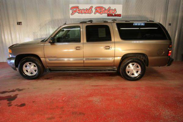 2004 *GMC* *Yukon* *XL* 1500 4WD - GET APPROVED TODAY!!!!