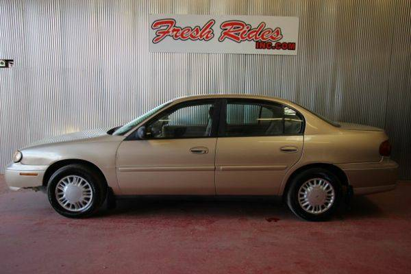 2002 *Chevrolet* *Malibu* Base - GET APPROVED TODAY!!!!