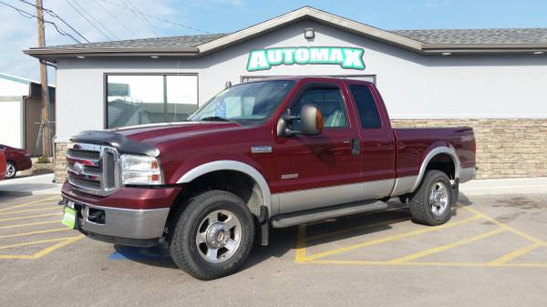 2005 FORD F-250 super low miles!!!