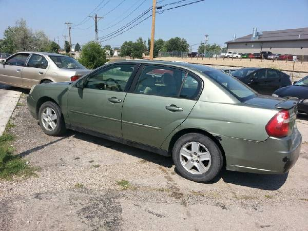2005 Chevy Malibu 129k NOT EVEN OLD RT