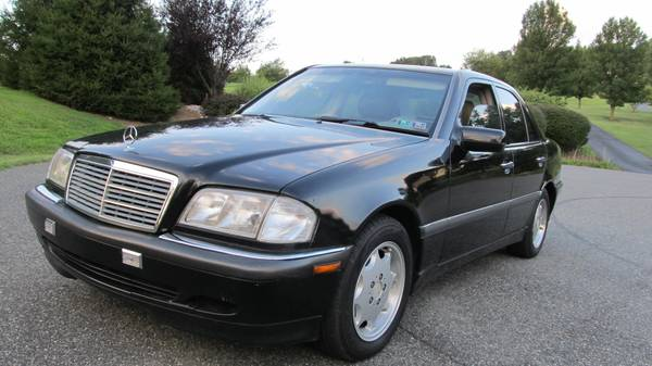 1998 Mercedes C230 Limited Edition