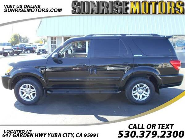 2005 Toyota Sequoia Limited 4x4 SUV