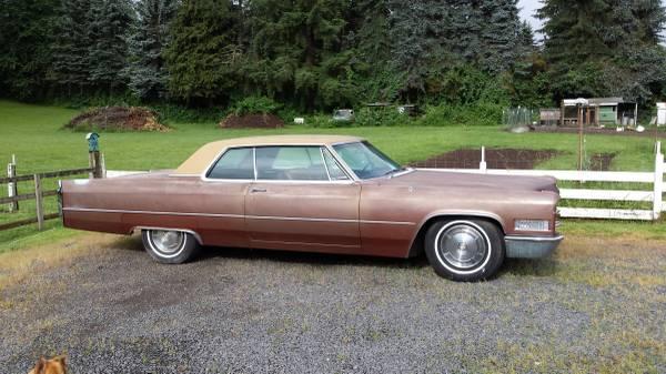 1966 Cadillac Super strait OBO