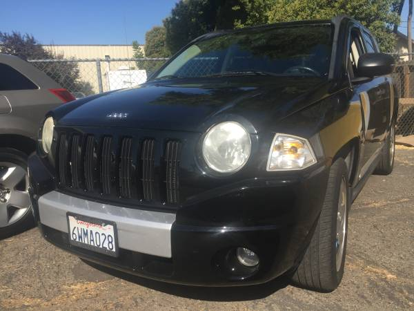 2007 Jeep Compass **CREDIT YES CASH DEALS YES**