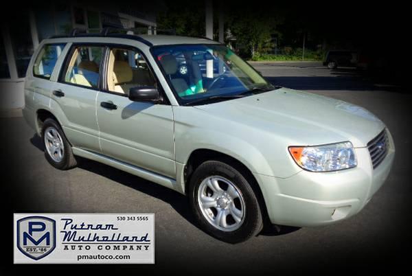 2007 Subaru Forester Sports X Sport Utility