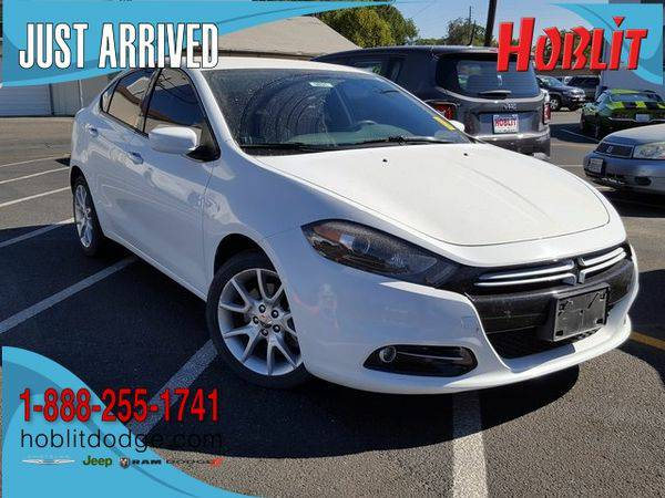 2013 *Dodge* *Dart* SXT/Rallye ***No Hassle. No Pressure. EVER***