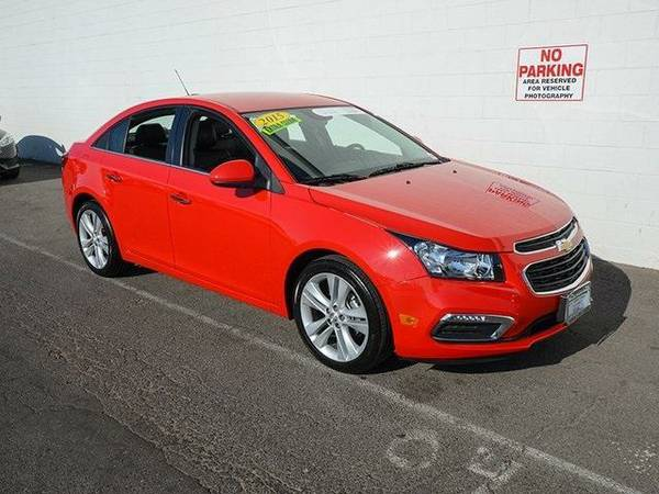 2015 Chevrolet Cruze **CALL ROCKY - MY DEALS WILL KNOCK YOU OUT!**