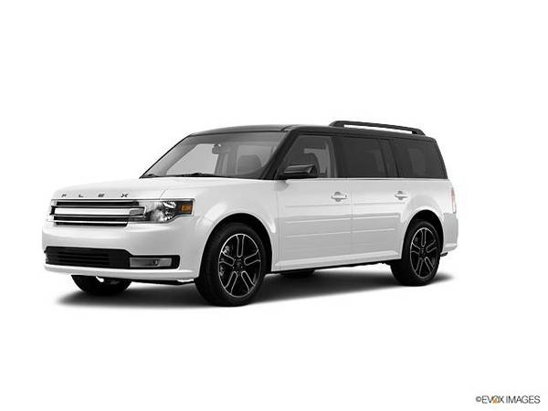 2014 Ford Flex **CALL ROCKY - MY DEALS WILL KNOCK YOU OUT!**