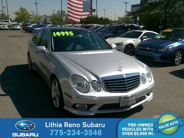 2008 Mercedes-Benz E350 BASE Sedan E350 Mercedes-Benz
