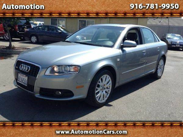 2008 *Audi* *A4* 2.0T quattro **Everyone Is Approved**
