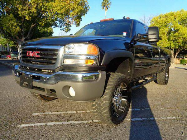 2006 *GMC* *Sierra* *3500* SLE1 4dr Extended Cab 4WD LB DON'T BE...