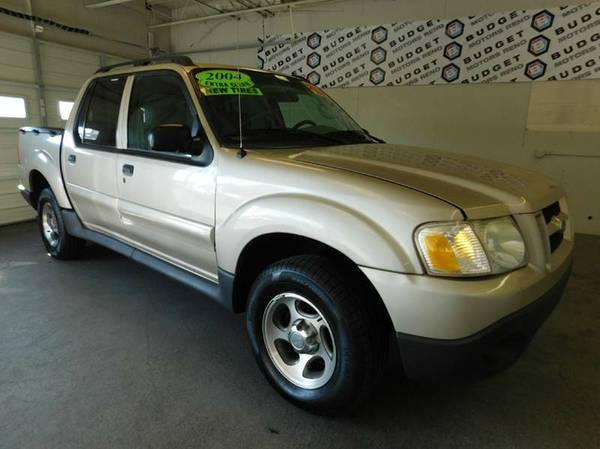 2004 Ford Explorer Sport Trac Gold **Online SPECIAL OFFER***