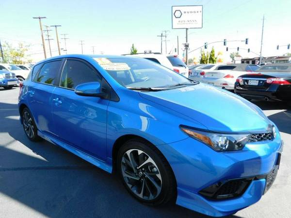 2016 Scion iM Blue Best Deal!!!