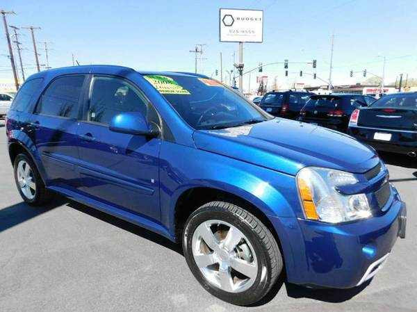 2008 Chevrolet Equinox Blue Great Price**WHAT A DEAL*