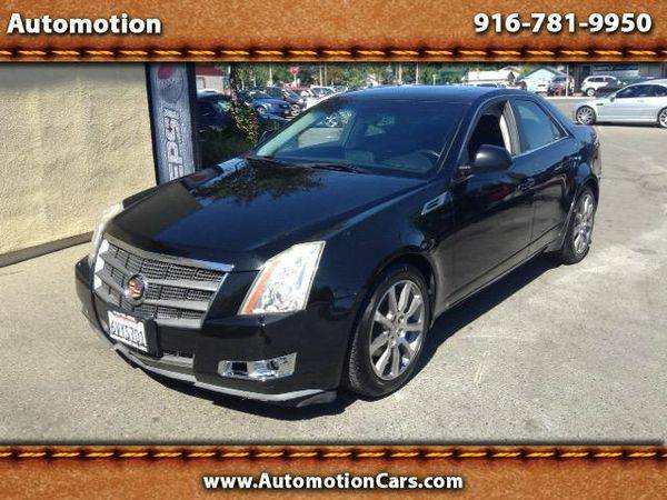 2008 *Cadillac* *CTS* 3.6L Performance w/ Navi **Everyone Is...